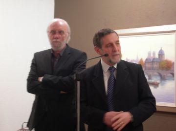 Malvehy presenta 'L'encant de les ciutats' a la Sala Rusiñol
