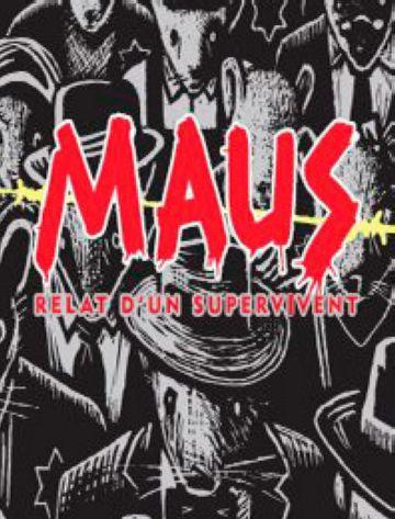 L'exposició 'Maus. Relat d'un supervivent' d'Art Spiegelman ja es pot visitar a la Biblioteca del Mil·lenari