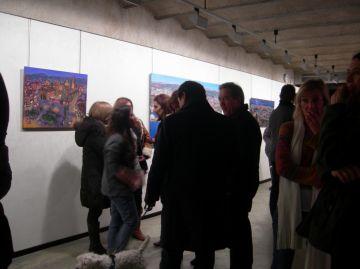 Josep Moscardó torna a La Galeria amb les seves obres més recents