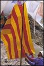 És una expoisició de Caixa Sabadell.