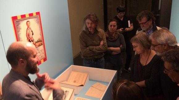 Una exposició al Claustre dóna a conèixer l'abast del Noucentisme