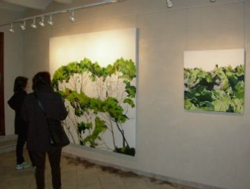 Pou d'Art mostra en una exposició doble la fragilitat dels records i el pas del temps