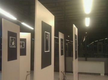 Pep Pujol retrata 'l'ànima' dels santcugatencs en una exposició