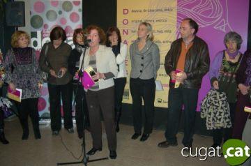 L'associació Firart crea l'exposició 'dona-es' en motiu del Dia de la Dona