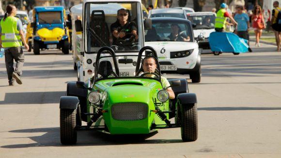 Diumenge 'elèctric' a Sant Cugat amb la 3a fira de vehicles sostenibles