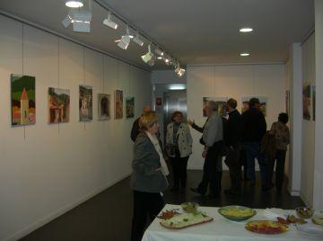 L'Escola d'Art ha inaugurat 'Visions de Gósol'