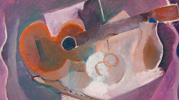 La Sala Rusiñol acull des d'avui una exposició sobre el pintor montcadenc Joan Capella