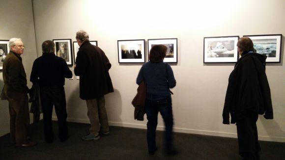 Sant Cugat Photo mostra el talent dels seus associats a la Casa de Cultura