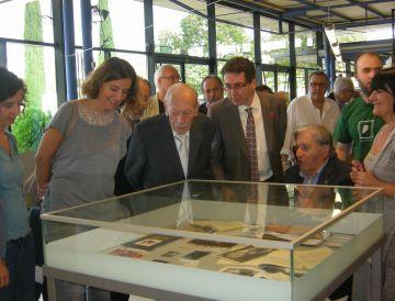 Mercè Conesa, Gerard Vergés i Oriol Izquierdo