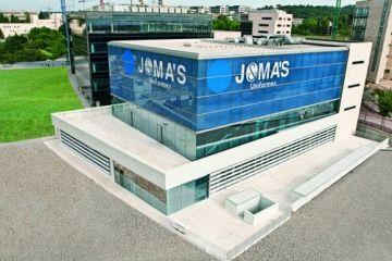 Joma's llança un servei d'entrega urgent