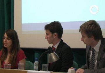 La delegació espanyola del Parlament Europeu de Joves tria els seus nous membres a la ciutat