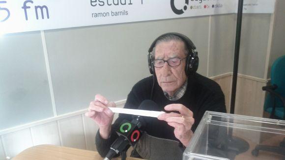 Èric Romero, guanyador de la panera de Cugat.cat