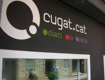 Els grups municipals es desmarquen de la proposta de tancar Cugat.cat per reduir despesa municipal