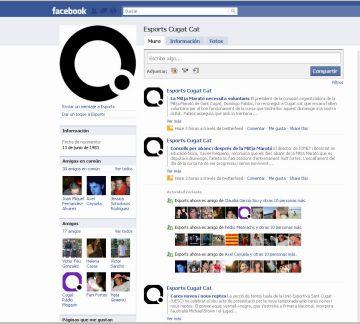 Més de 1.100 santcugatencs ja s'identifiquen com a tals al Facebook