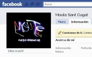 El cicle de concerts 'Mou-te' arriba al Facebook
