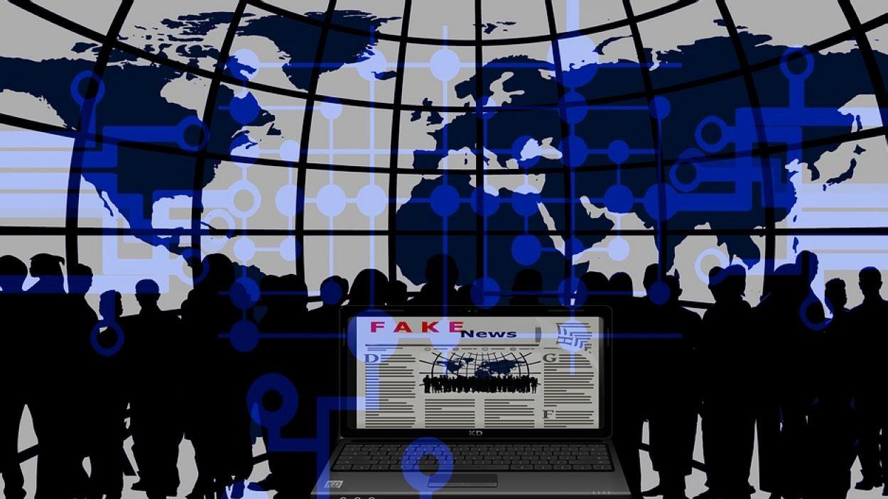 Les notícies falses o la seva versió anglesa / Font: Pixabay