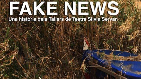 Teatre: 'Fake news'