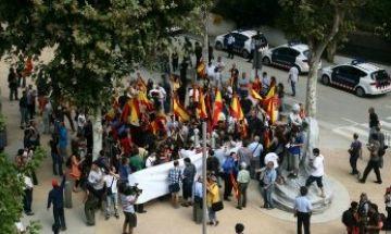 La Falange Española es concentrarà a Sant Cugat en contra de la consulta del 13-D