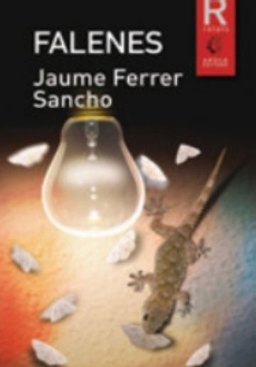Portada del llibre Falenes, de Jaume Ferrer Sancho
