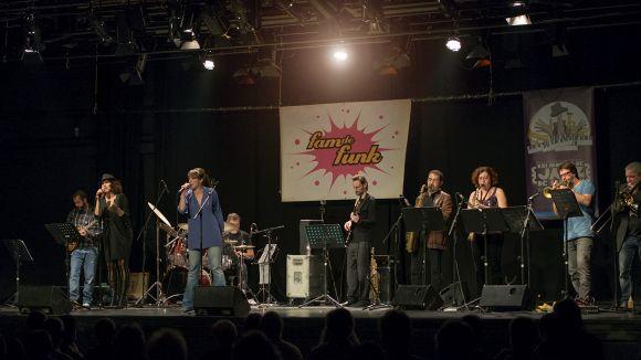 Pee Wee Ellis col·labora amb Fam de Funk en el seu segon disc