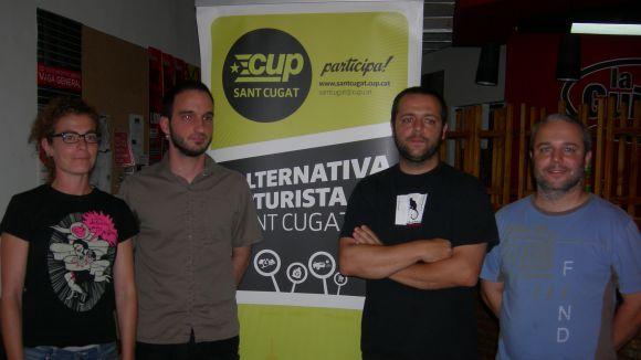 La CUP proposa destinar Can Quitèria i la comissaria de Policia Local a les entitats