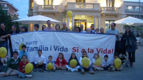 Família i Vida es presenta a les municipals i obre la porta a VOX