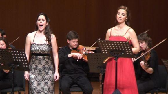Un trio musical clàssic i santcugatenc de luxe