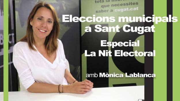 La directora de Cugat Mèdia, Mònica Lablanca / Foto: Cugat.cat