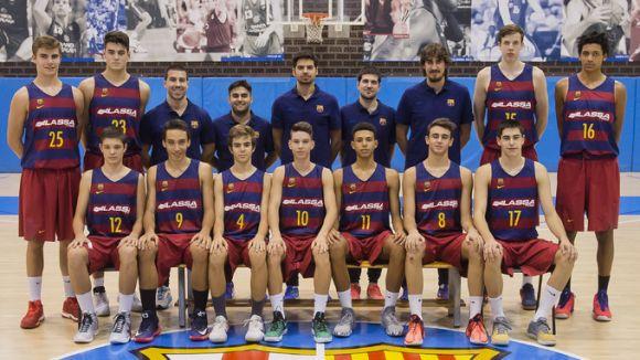 Sant Cugat acull aquest cap de setmana el Campionat de Catalunya cadet de bàsquet