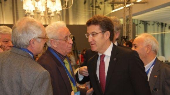 El PP fa pinya a la convenció i emplaça Mas a seguir Galícia en temes identitaris