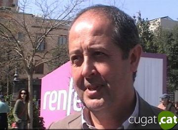 Puig:' Si CiU és decisiva a les eleccions, el PSOE haurà de venir al Majestic per seguir en el poder'