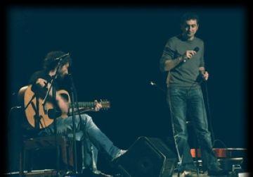 Feliu Ventura porta la seva 'Música i Lletra' a l'Amèrica del Sud