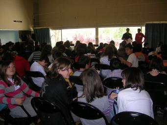 Sant Cugat acull per primer cop la fase semifinal del concurs matemàtic 'Fem Mat'