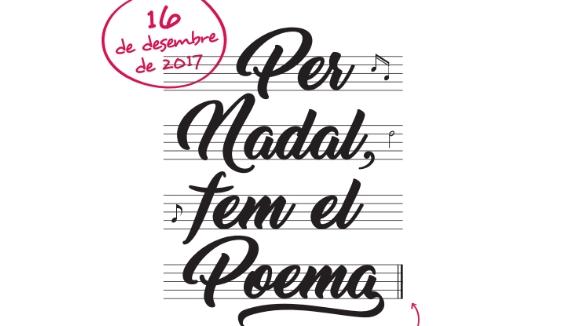 'Per Nadal, fem el Poema'