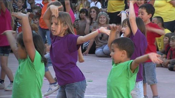 Les festes de final de curs de les escoles de la ciutat, a 'La Botiga' de Cugat.cat