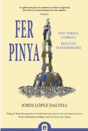 La presentació de 'Fer pinya', un llibre sobre el món casteller, inaugura la Quinzena Verda