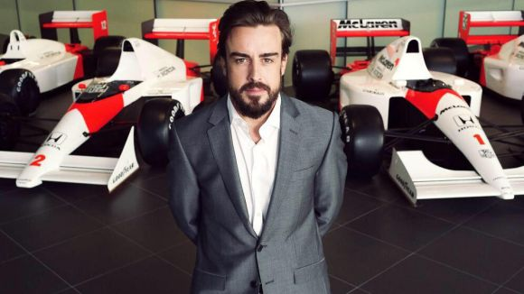 Fernando Alonso, traslladat a l'Hospital General després d'un accident
