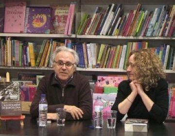 Ferran Aisa presenta la història de la Barcelona dels anys 30 a la llibreria Alexandria