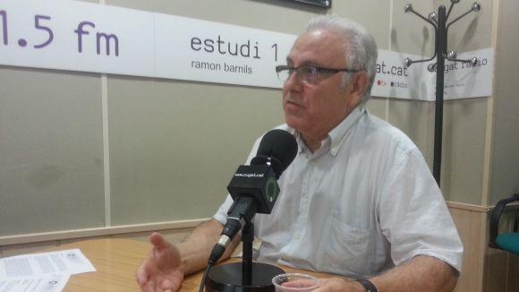Ferran Aisa presenta el seu llibre 'CNT: la força obrera de Catalunya'