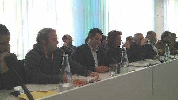 Ferran Villaseñor s'acomiada com a regidor del ple municipal