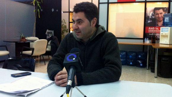 Ferran Villaseñor és el Quijote d'enguany del Centro Castellano-Manchego