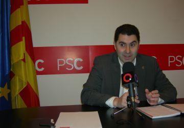 El PSC considera 'un atemptat contra la intel·ligència' establir un paral·lelisme entre els socialistes i la Falange