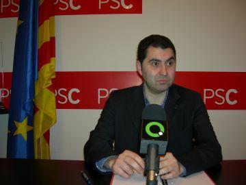 El PSC crida a la responsabilitat política de CiU quan parla d'infraestructures