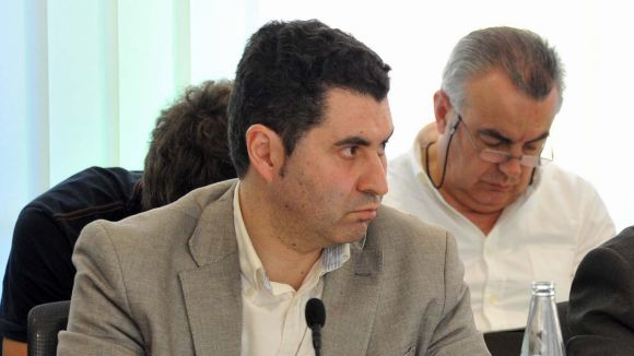 El president del Centre-Est demana que s'aturi la conversió de Josefina Mascareñas en zona blava