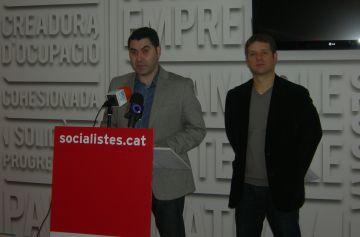 El PSC demanarà la concertació de places sanitàries mentre no es construeixi l'hospital Vicente Ferrer