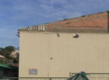 L'escola Ferran i Clua tanca demà i dimarts per la caiguda de la teulada