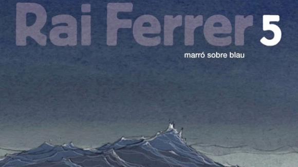 Concert: Rai Ferrer Quintet amb 'Marró sobre blau'