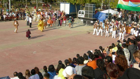 Sant Cugat apropa els costums bolivians per celebrar l'aniversari de Cochabamba