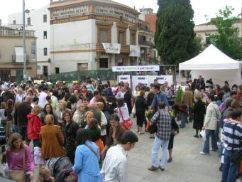 Unes 1.500 persones participen a la Festa de la Cooperació