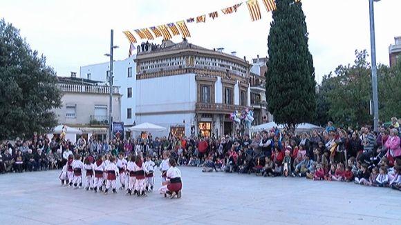 La pluja i les activitats paral·leles afecten la participació a la Festa de Tardor